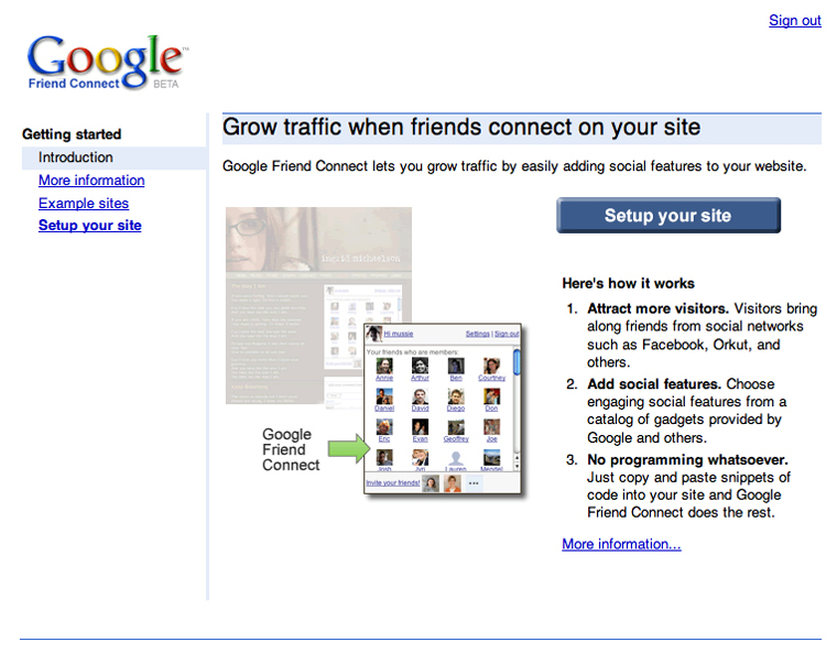 Google Aims For Social Networking Domination with ...