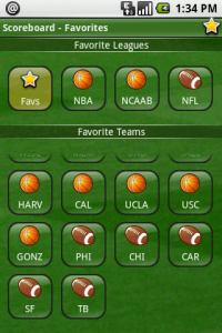 favorite-teams