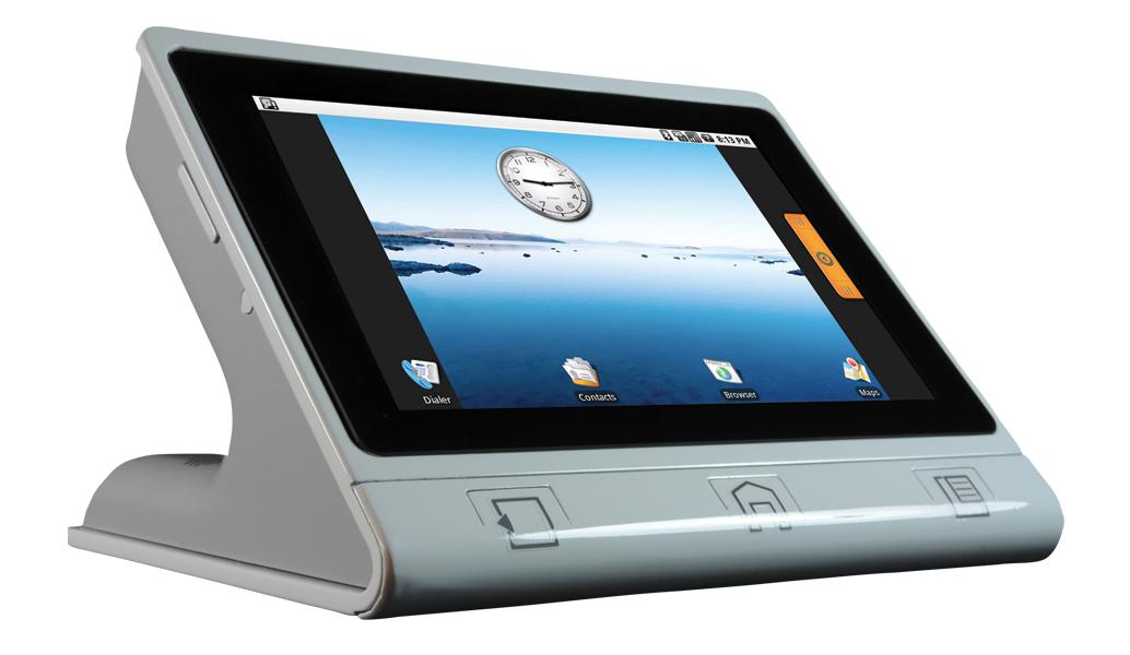 NIMble Desk Phone Land Lines The Future