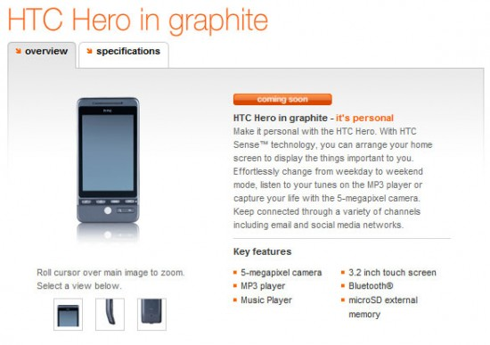 htc-hero-orange-coming-soon