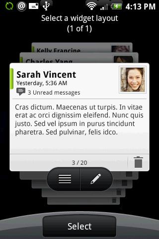 rosie6-sms-widget