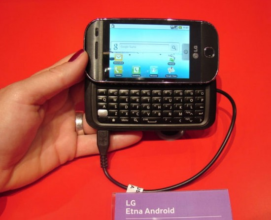 LG Etna Android Phone