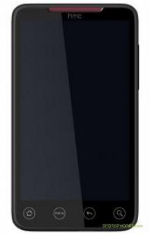 HTC SUpersonic Render