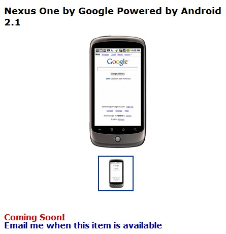nexus-one-walmart