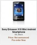 Sony-Ericsson-X10-mini