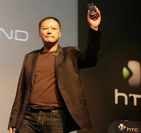 htc ceo peter chou to be olympic tourchbearer htc ceo peter chou looks positive about what 2013 usually bring 478x450