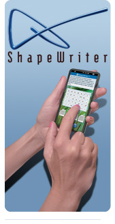 shapewriter-hands