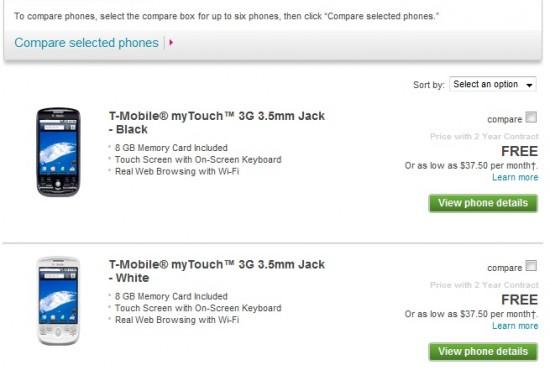 myTouch-3G-free