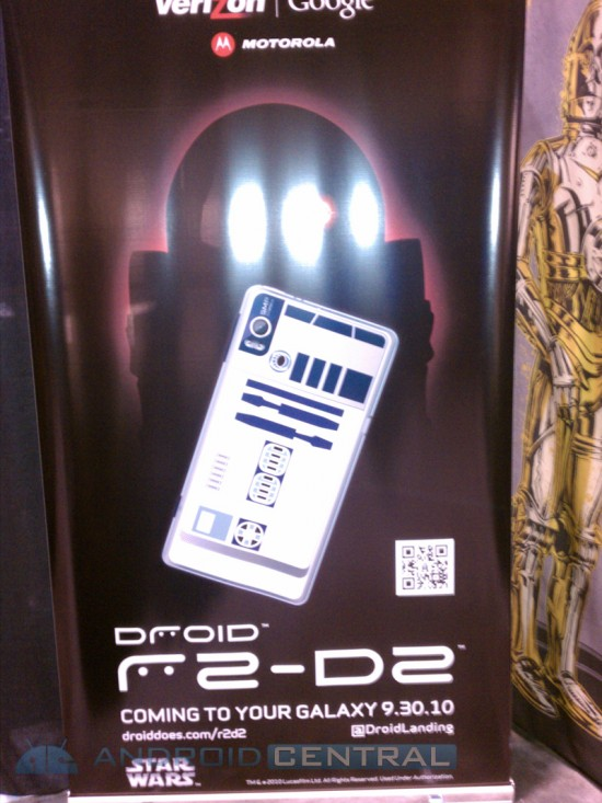 at Star Wars Celebration V we now have our answer. The R2-D2-Droid 2