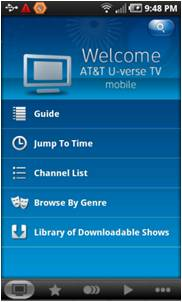 att-uverse-mobile-welcome-screen