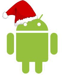 android-SANTA
