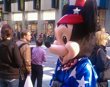 mickey fascinate