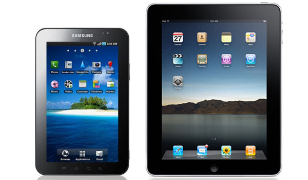 Samsung Galaxy Tab vs Apple iPad: Which Should You Go With as a
