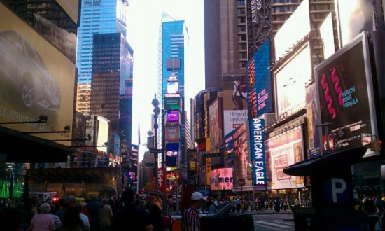 times square fascinate