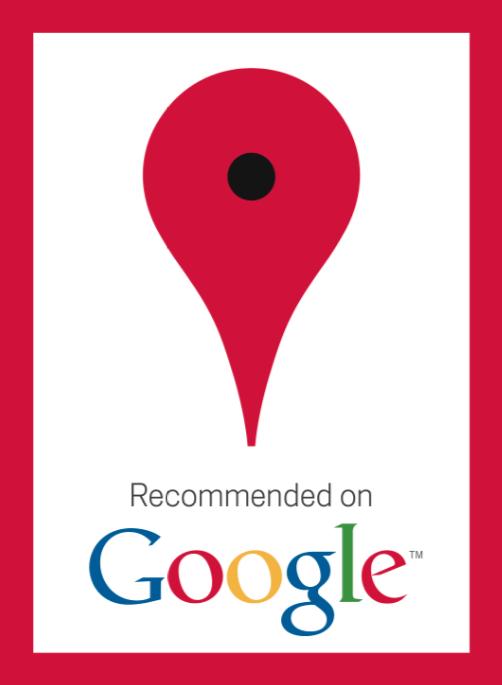 recocmmended-on-google