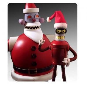 robot-christmas