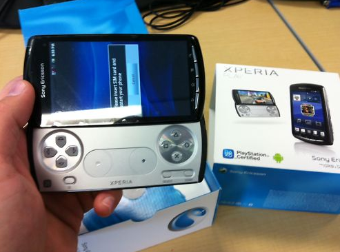 Xperia play ebay