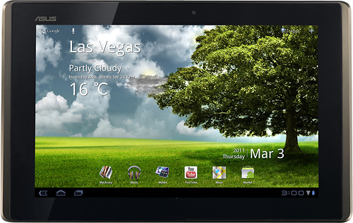 Asus Eee Pad Transformer Goes on Sale for $399, Sells Out ...