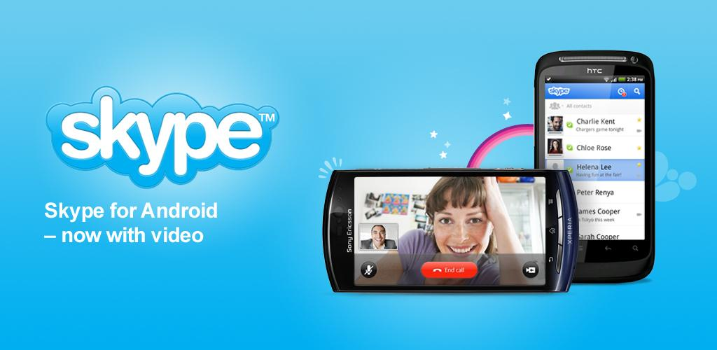 skype for android phone