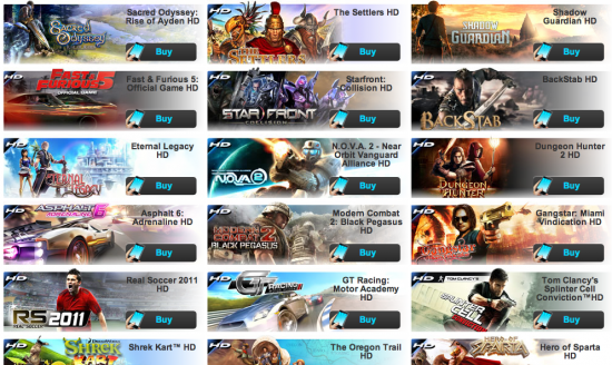 free good games for android