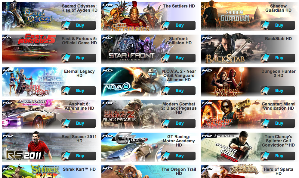 gameloft free download games android