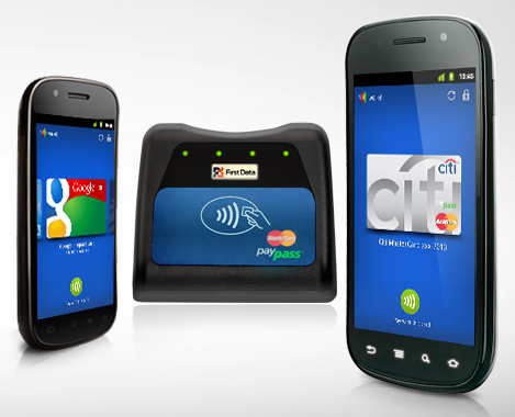 GoogleWallet Nexus S