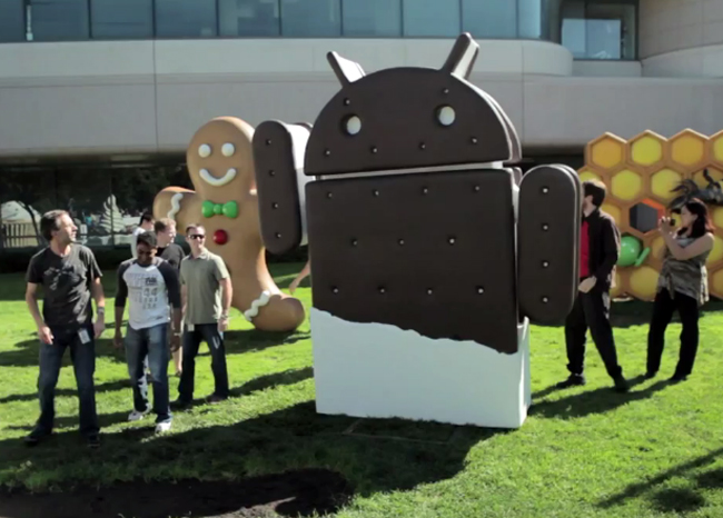 Android 4.0 Ice Cream Sandwich Source Code Available Now ...