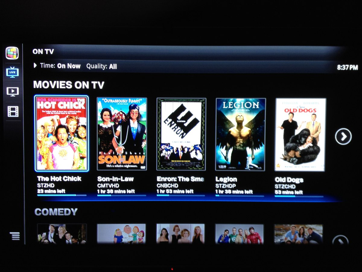 Google TV Movies