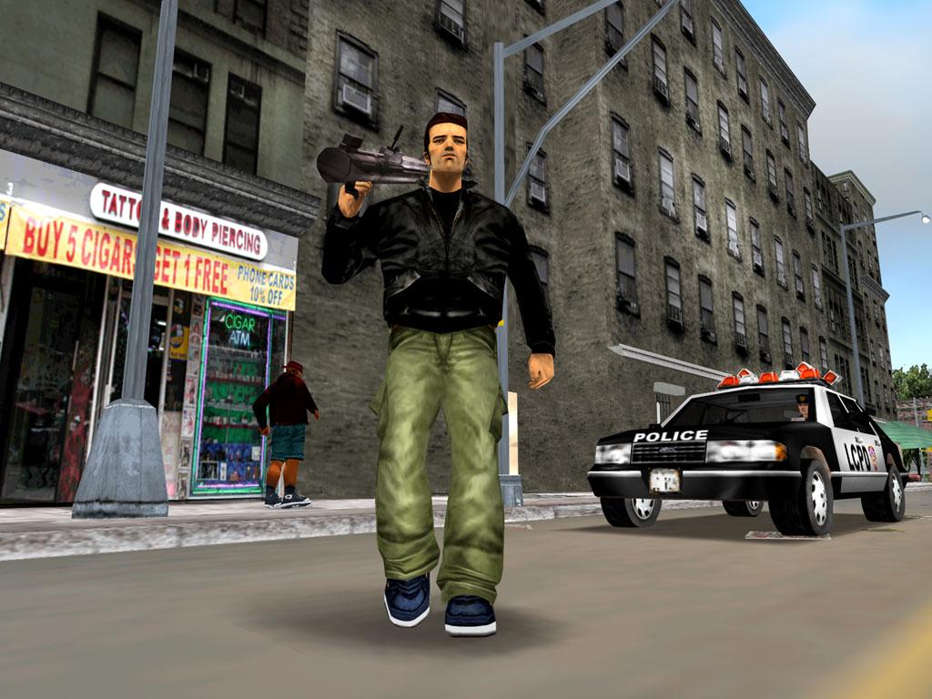 Grand Theft Auto III 2001 2