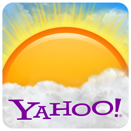yahoo weather icon png