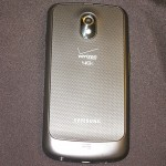 Galaxy Nexus Verizon Back