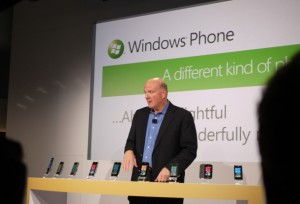 WindowsPhone7Ballmer