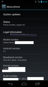 gnex4.1update