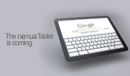 Nexus Tablet to Be Released July news