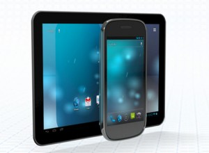 Nexus-tablet with Nexusphone