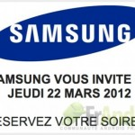 Samsung Galaxy S III MArch 22 150x150 Samsung schedules March 22 event in France, speculation begins about Galaxy S III | Tech NEWS