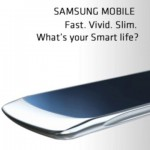 Samsung Galaxy S III Press Invite