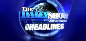 Daily Show app banner