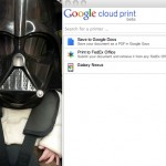 Google Cloud Print Android