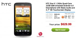 HTC One X Dailysteals
