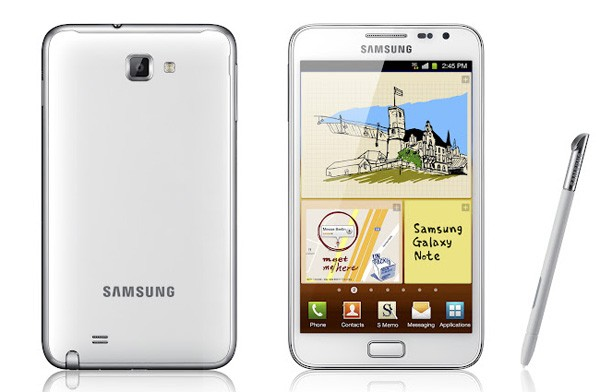 Mobile Samsung Galaxy Note already hitting End of Life?