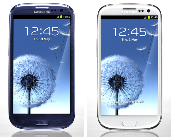 Samsung Galaxy S3 (International Version) Is Now Officially Available