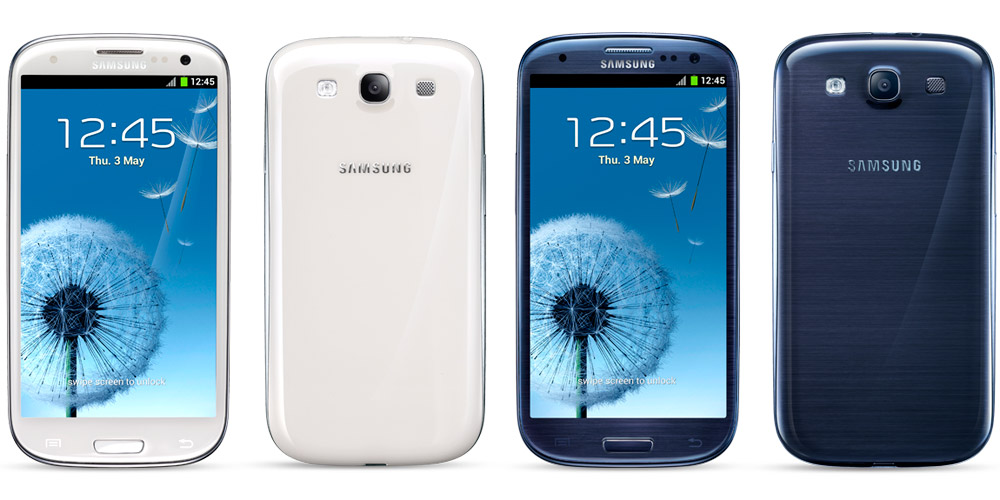 samsung galaxy s3 receives ota update. Black Bedroom Furniture Sets. Home Design Ideas