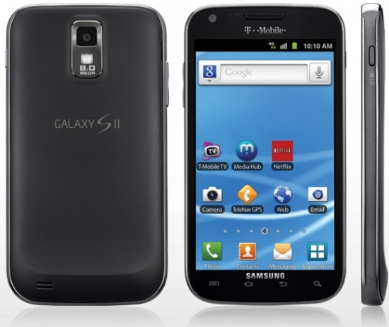 samsung galaxy s ii 550x463 T Mobile preparing maintenance upgrade for the Samsung Galaxy S II | Tech NEWS