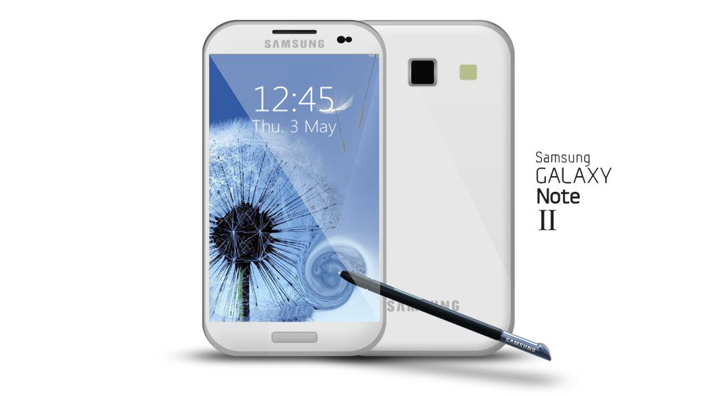 Samsung Galaxy Note 2 Launching This October With Unbreakable Display