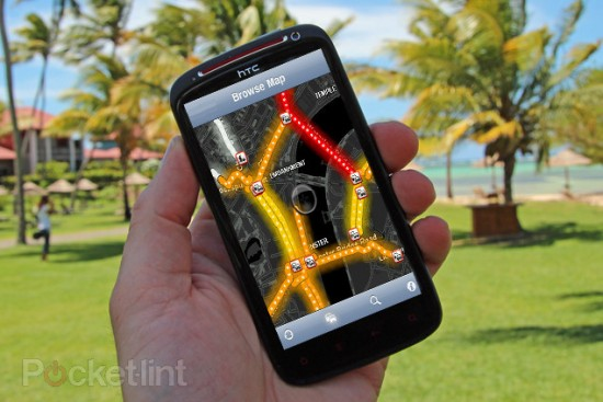 tomtom android 550x367 TomTom for Android set for a summer launch