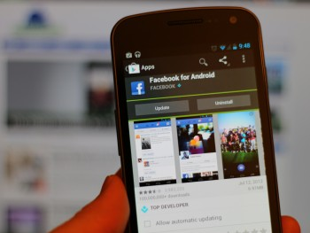 Facebook For Android Phandroid