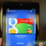 Nexus 7 Google Wallet 2