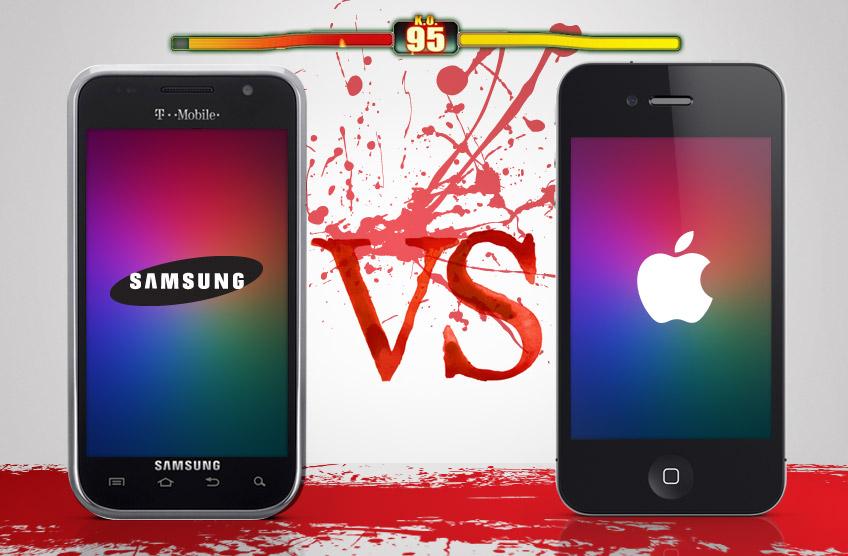 Samsung vs. Apple - svetapple.sk