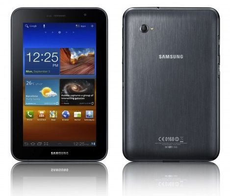 Galaxy Tab 7.0 Plus Now Receiving Ice Cream Sandwich Via Samsung ...
